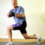 lunge with rotation xs
