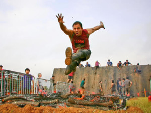 Obstacle Course Jumping-460